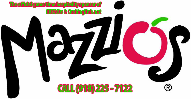 Call 918-225-7122 to order your game day pizza. mazzio's delivers.
