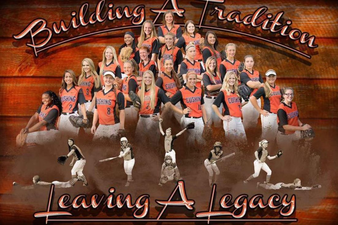 2018 Lady TiGERS Slow Pitch Softball Team