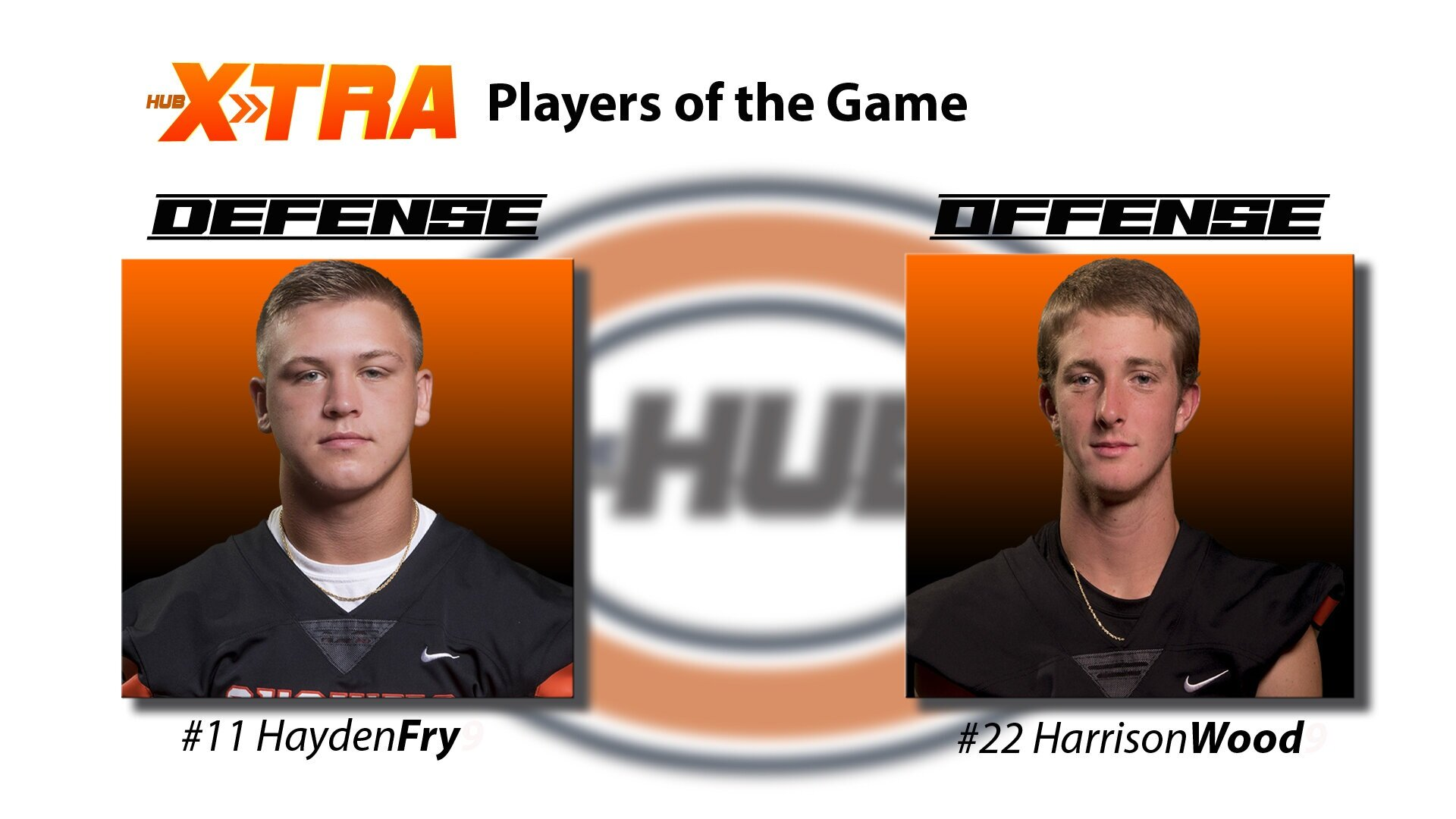Wee 3 Defensive & Offensive TiGERS of the game!