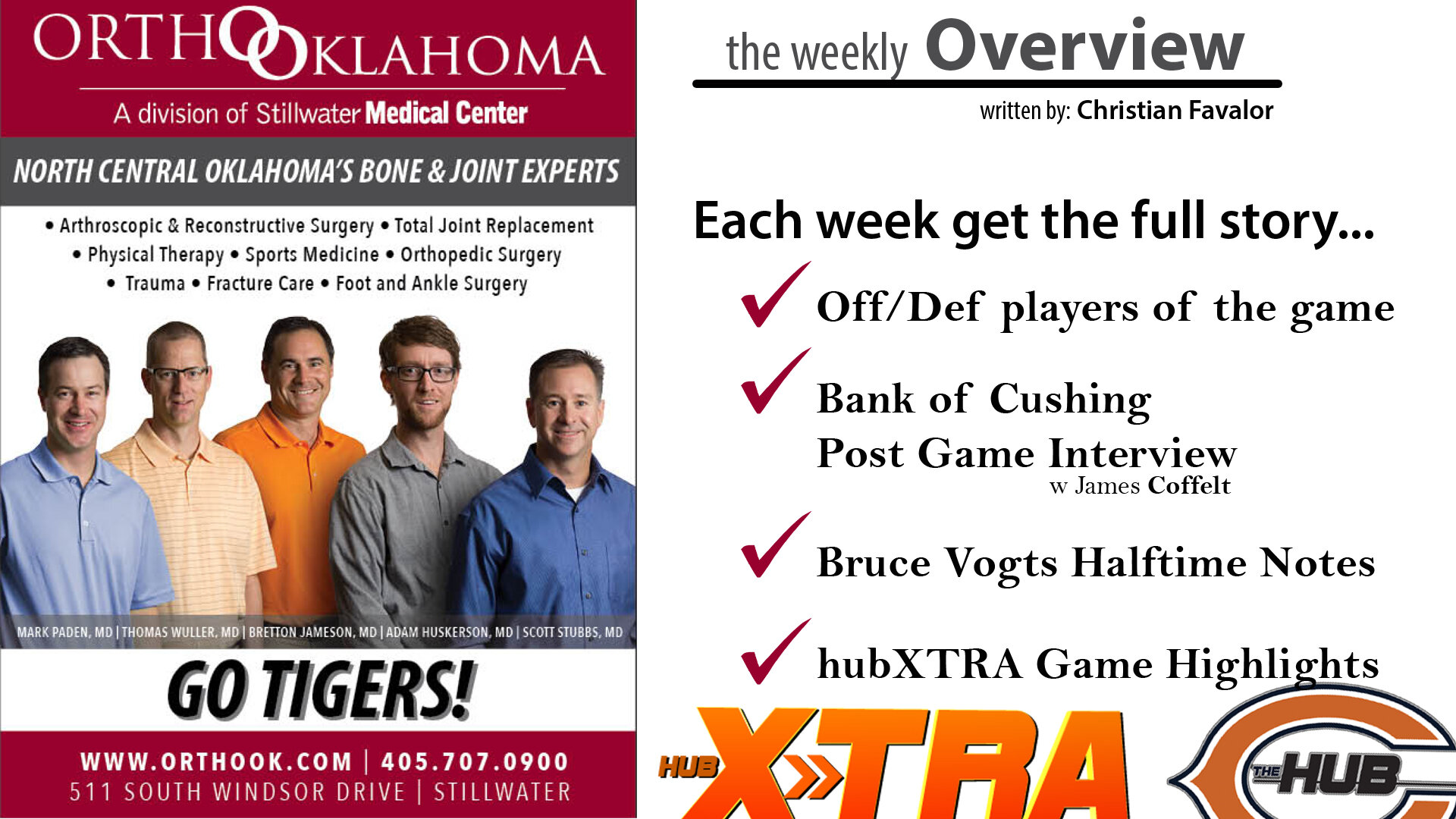 Click on Ortho Oklahoma for the website…..