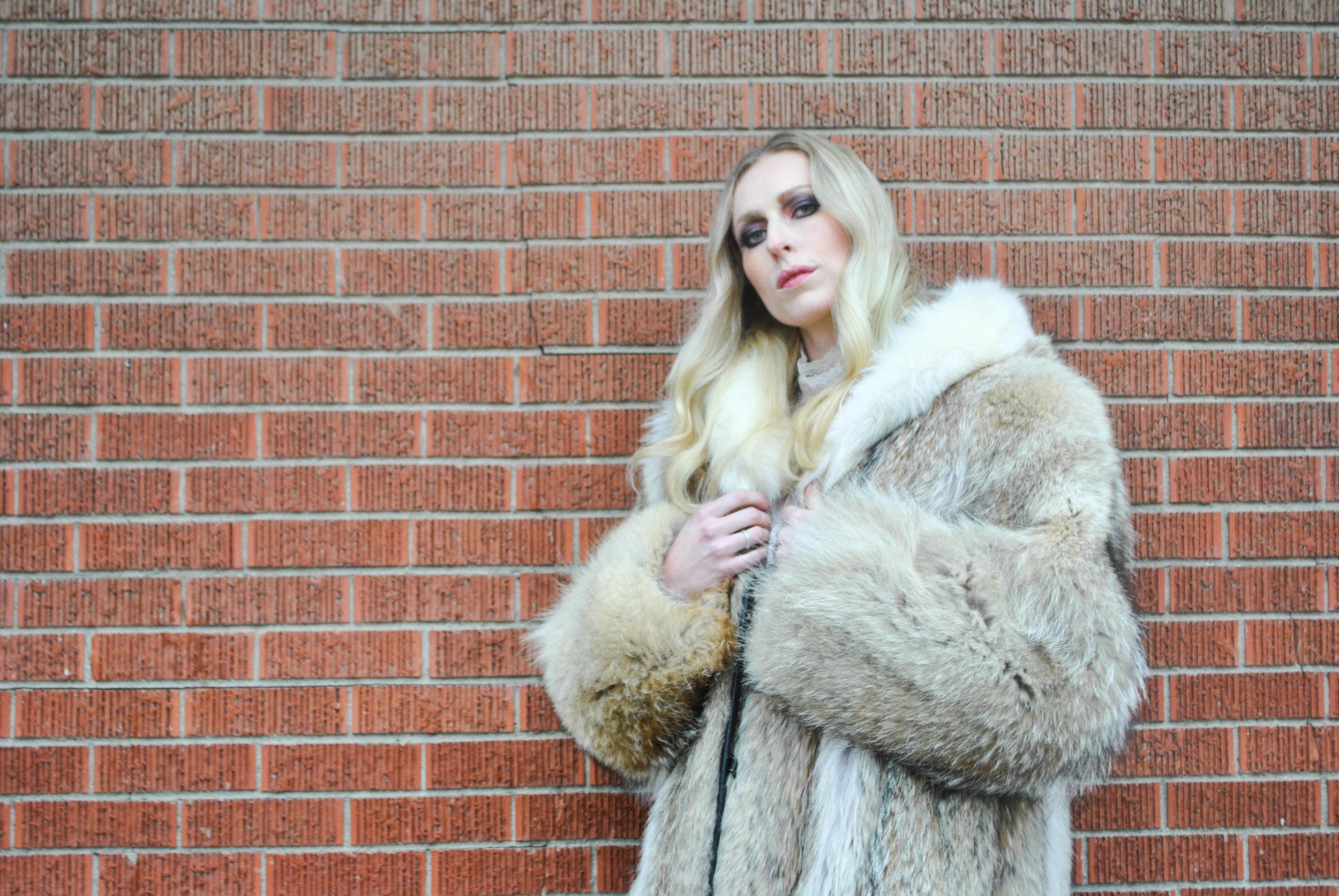 Model: Christie Peters  Hair Stylist: Shelby Gaudet