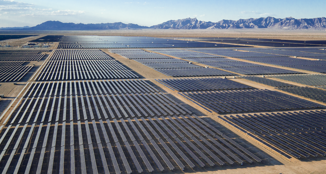 Rising Use of Independent Row Solar Trackers