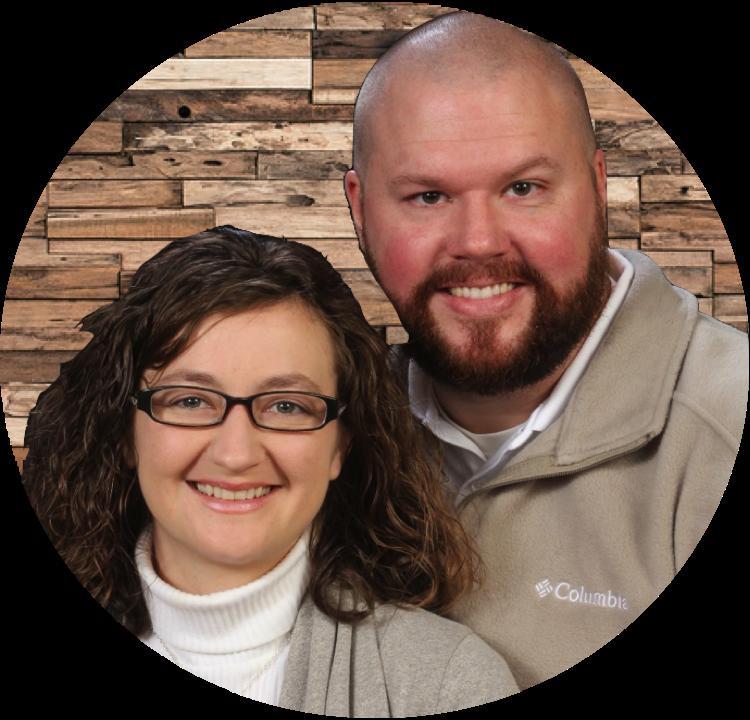 The Dwelling Pastors - Jeremy and Erin BouchillonContact info: erinbouchillon@gmail.com