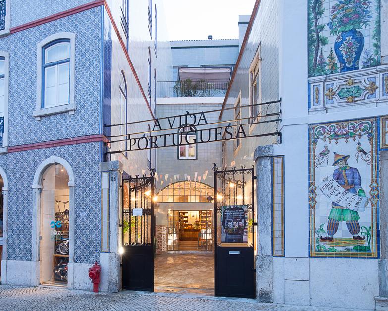 loja   A Vida Portuguesa, no Intendente   // créditos fotografia:  A Vida Portuguesa