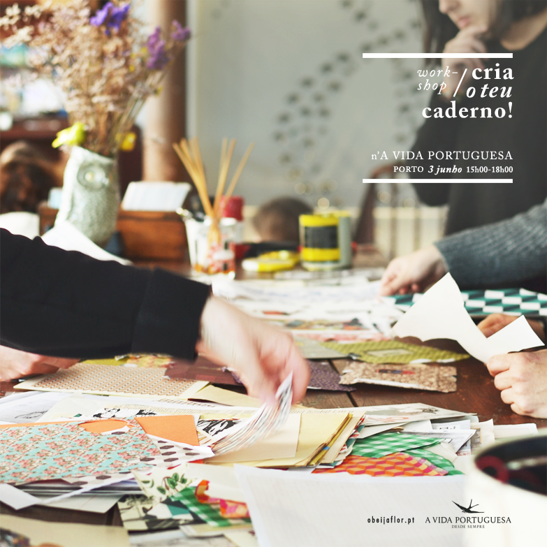 workshop beija-flor vida portuguesa