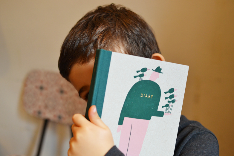 lançamento diary 2