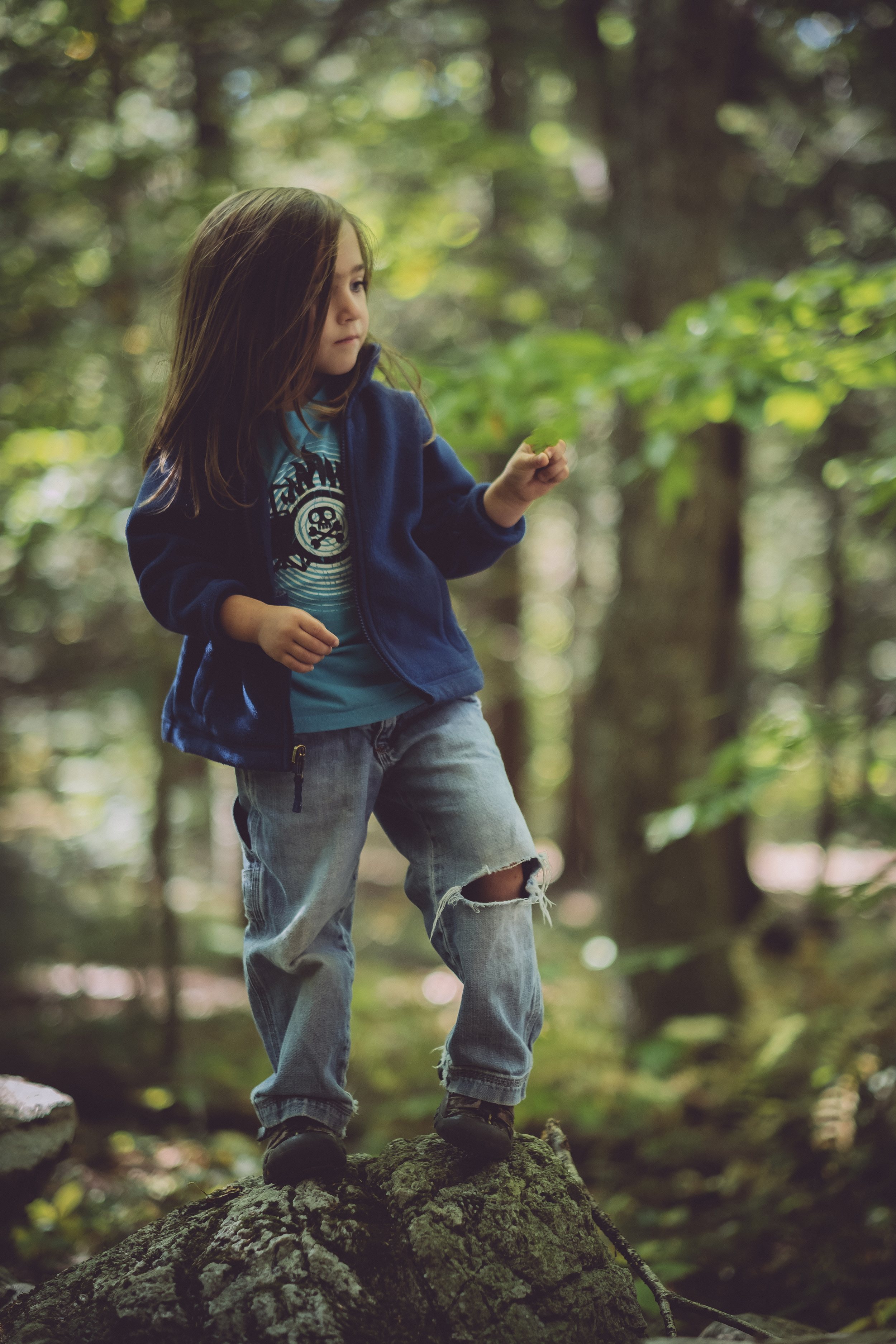 Environmental Child Portraits - Please Inquire For Pricing and Availability