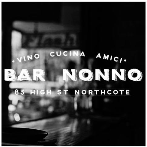 Bar Nonno - 83 High St, Northcote