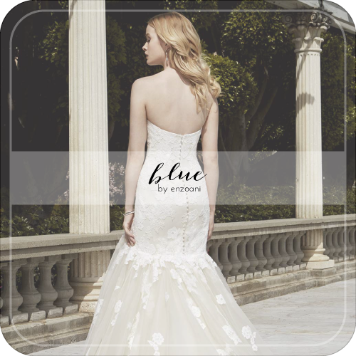 Copy of Blue by Enzoani | Wedding Dresses