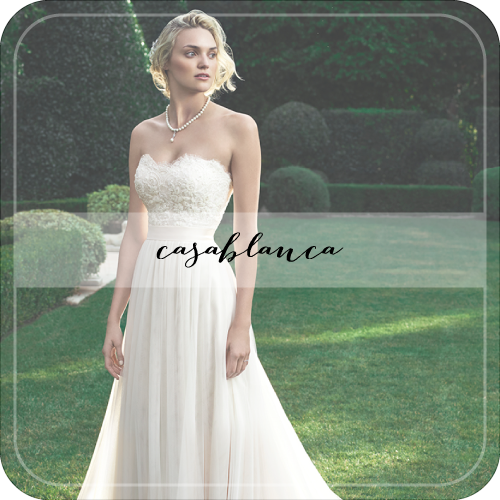 Copy of Casablanca Bridal | Wedding Dresses