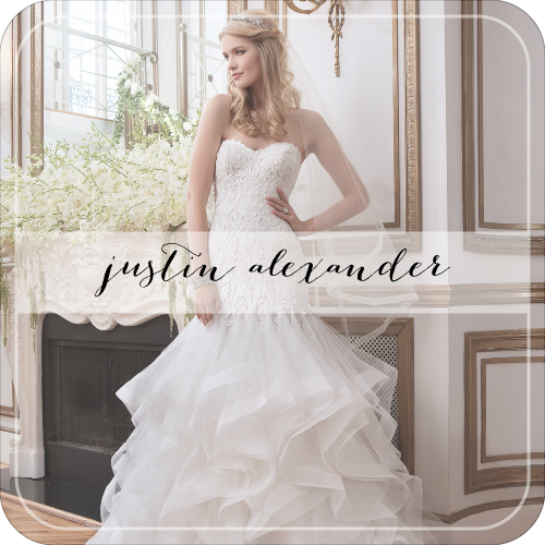 Copy of Justin Alexander | Wedding Dresses