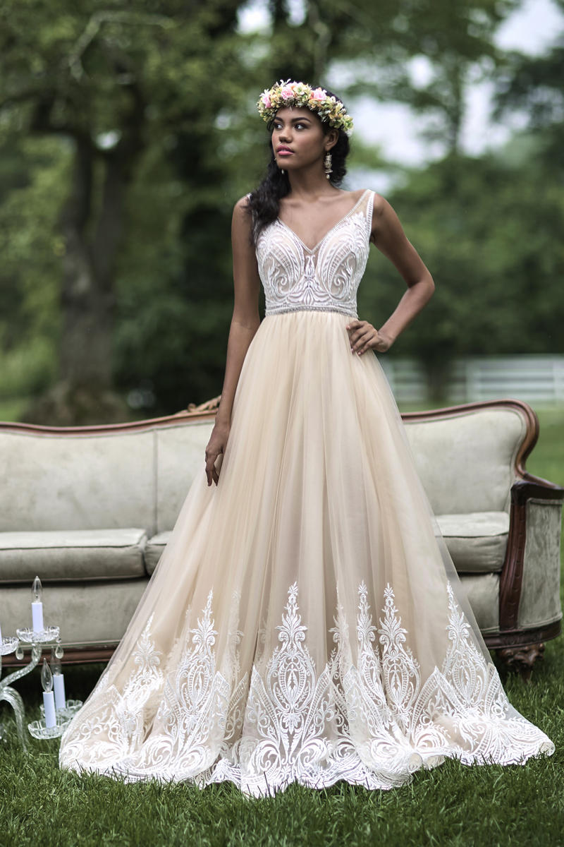 Non,White Wedding Dresses for Non,traditional Brides