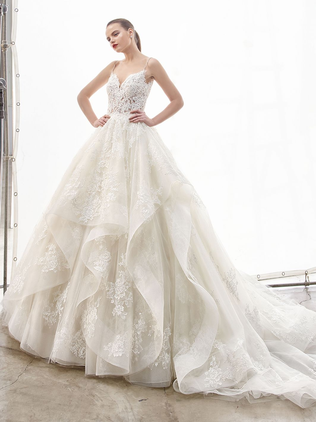 The Most Fitting Wedding Dress Style For Your Body Shape Sacramento Wedding Dresses Miosa Bride