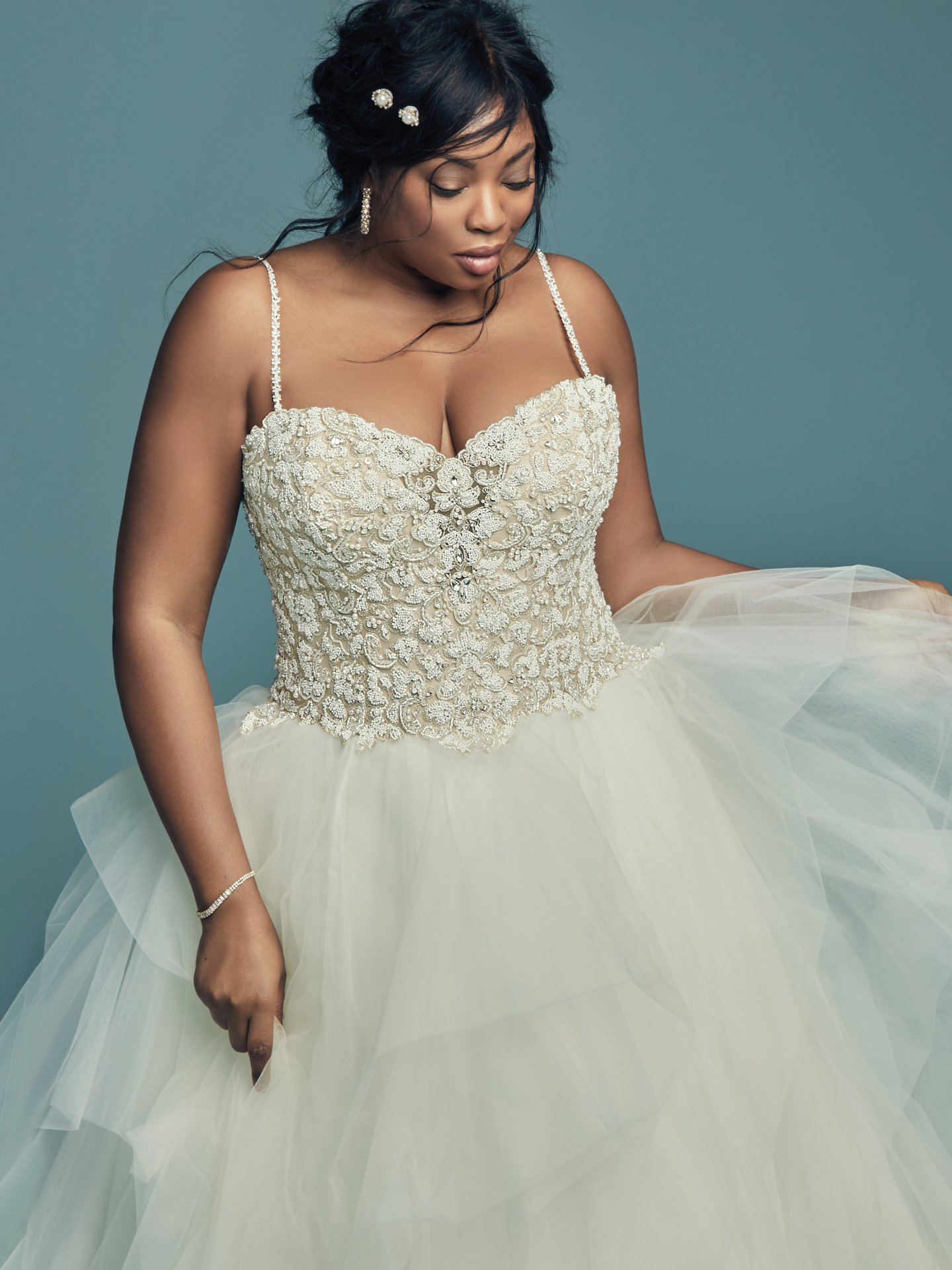 The Most Fitting Wedding Dress Style For Your Body Shape