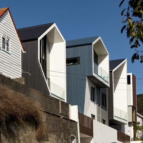 Zavos Corner Apartments 2015