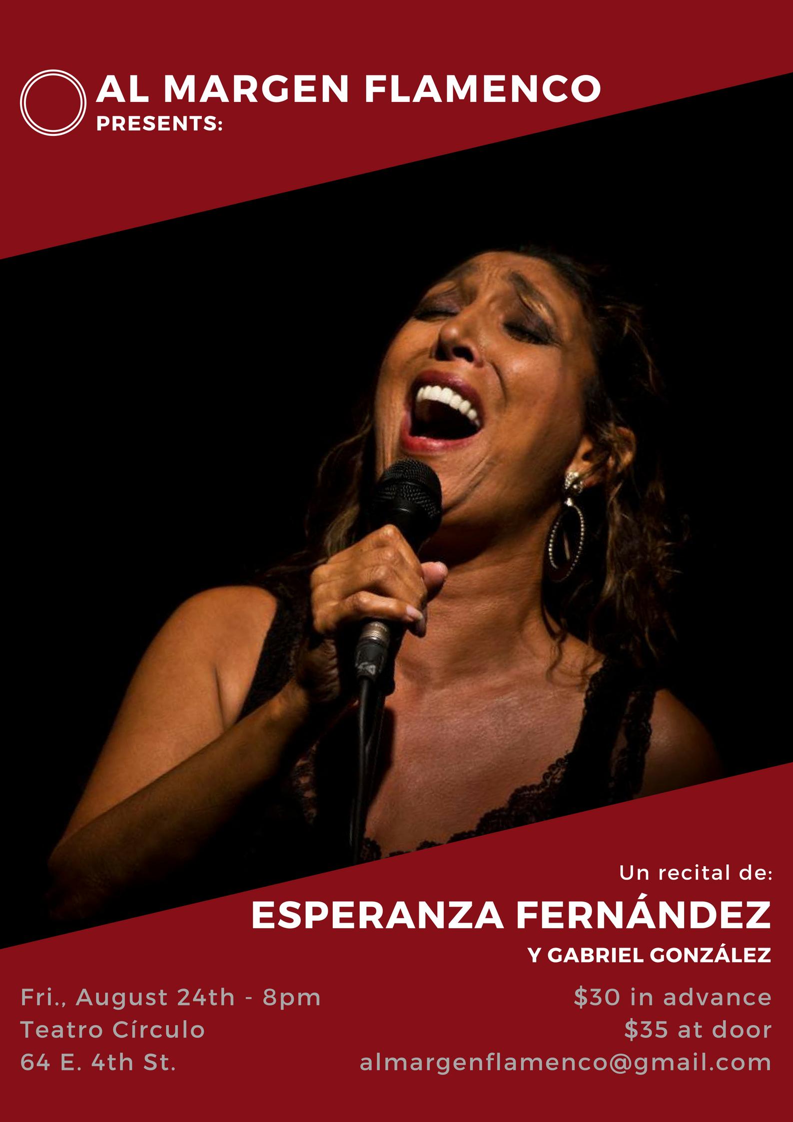 Esperanza Fernandez Recital Poster - 8-24-18.jpg