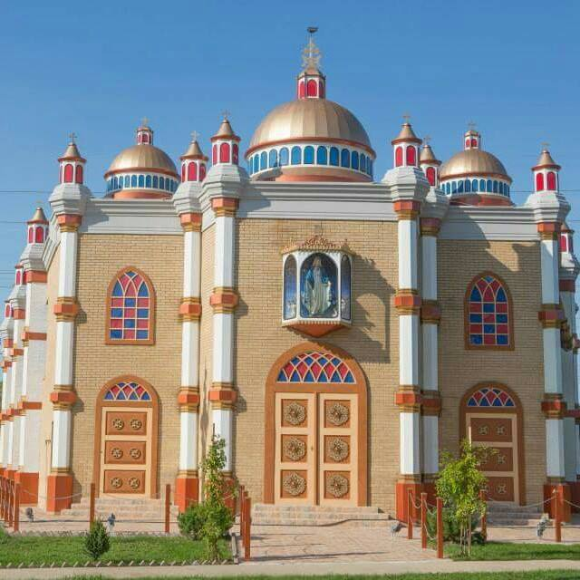 Chicago Sacred Heart & St. Mary's Knanaya Catholic Parishes