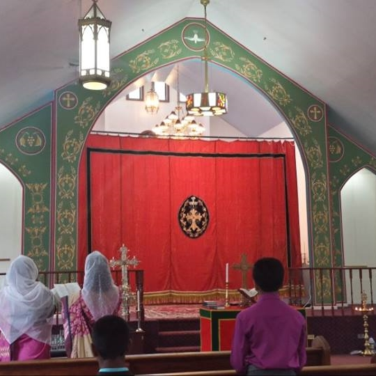 ST. GEORGE JACOBITE SYRIAN ORTHODOX CHURCH