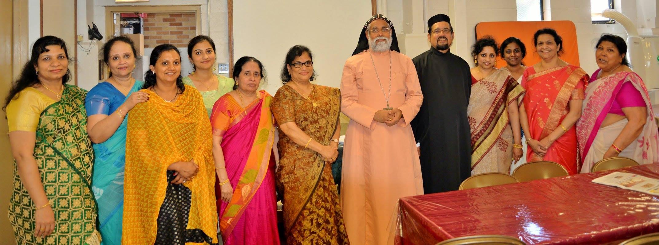 Meletius Thirumeni Visit on May 29th 2016