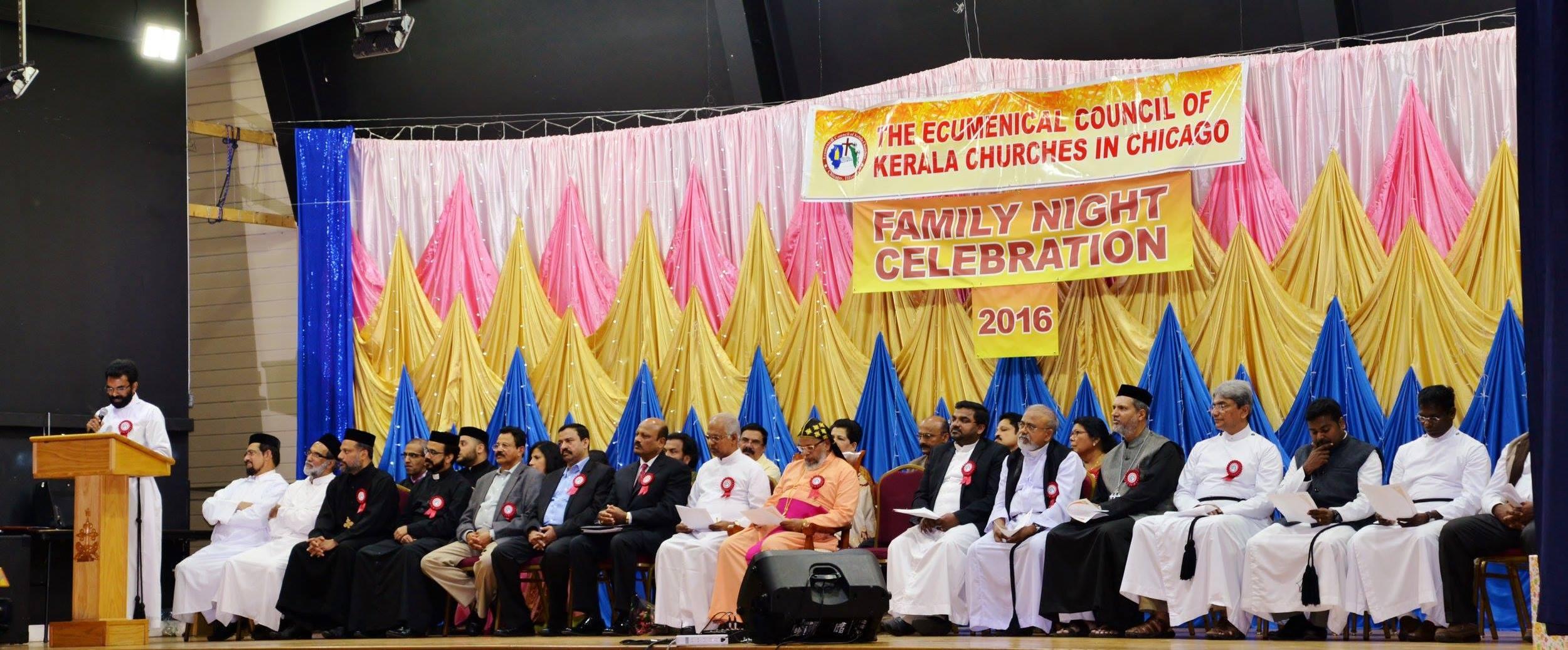 Ecumenical Family NIght