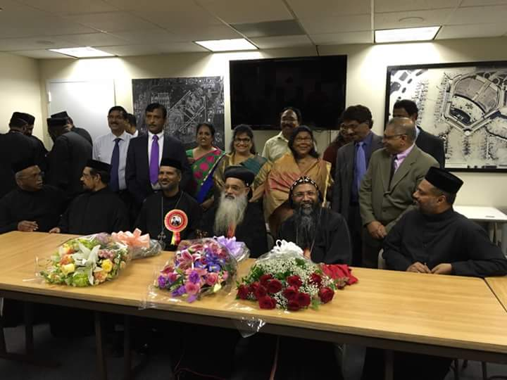 Bava Thirumeni Visit on June 29th 2016