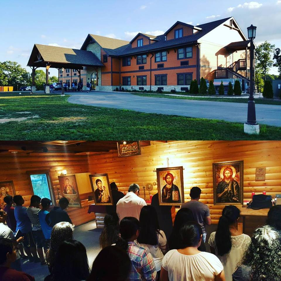 MGOCSM Chicago Transfiguration Retreat 2016 at St. Iakovos Retreat Center - Aug 5th - Aug 7th 2016