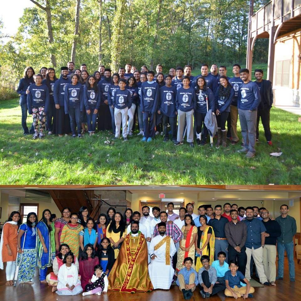 Youth Retreat 2016 at St. Iakovos Retreat Center - Oct 7th - Oct 9th 2016
