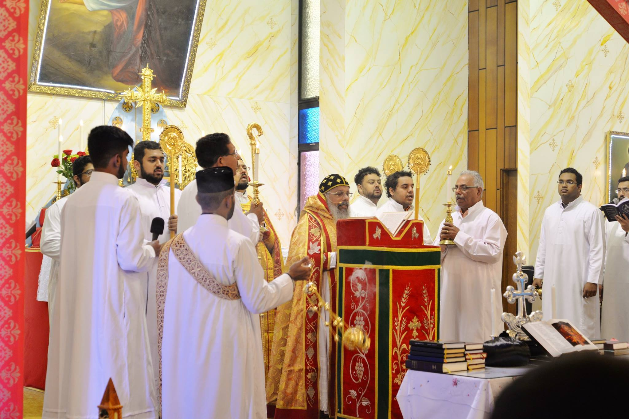 2016 Perunal (Feast of St Gregorios of Parumala, Patron Saint of St Gregorios Cathedral)  on Oct 30th at Bellwood