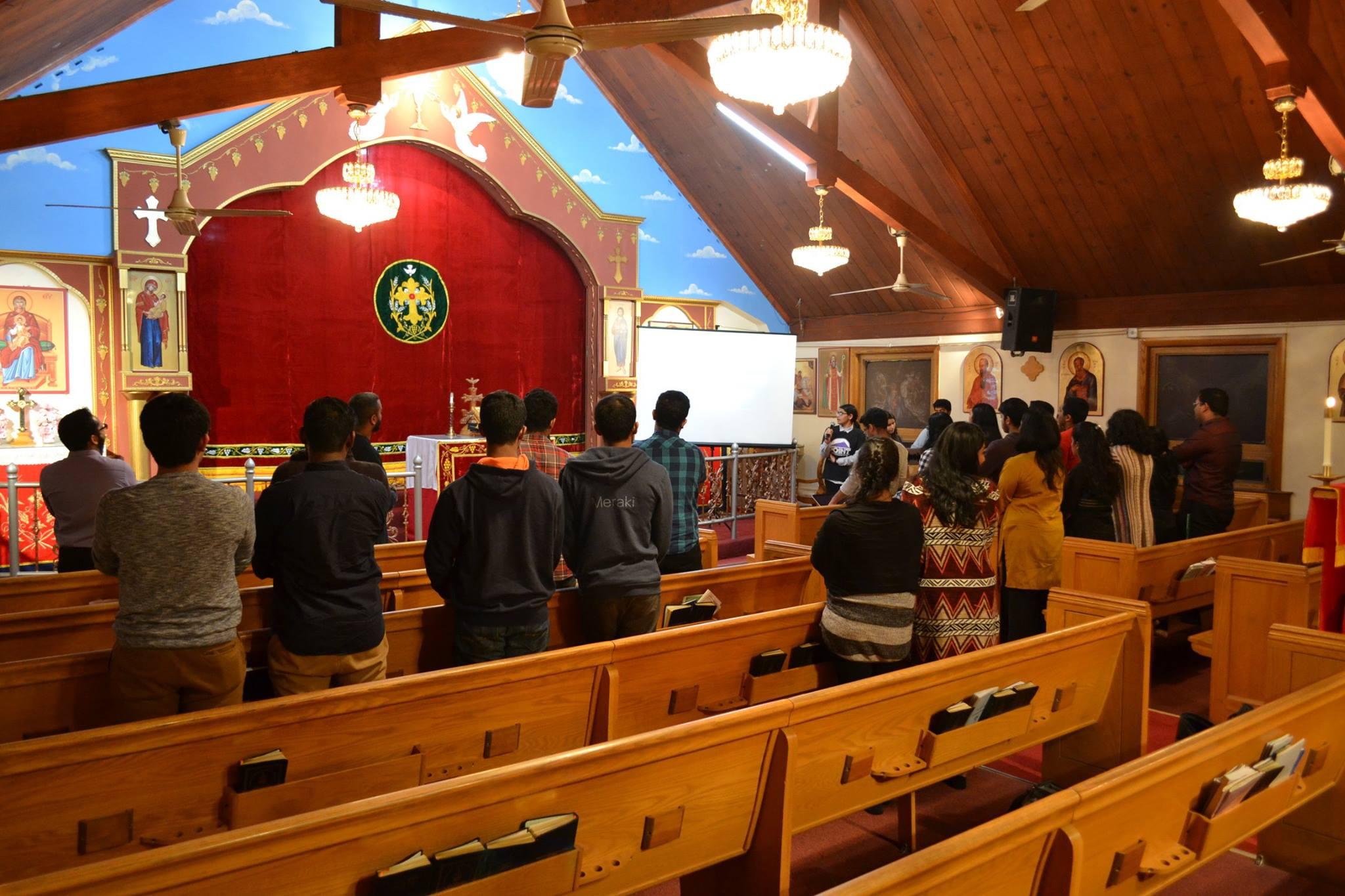 Youth Lenten Retreat at St Marys Orthodox Church, Oak Lawn on Mar 25th, 2017