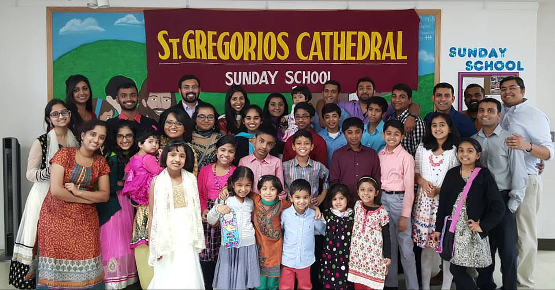 St Gregorios Cathedral Sunday School