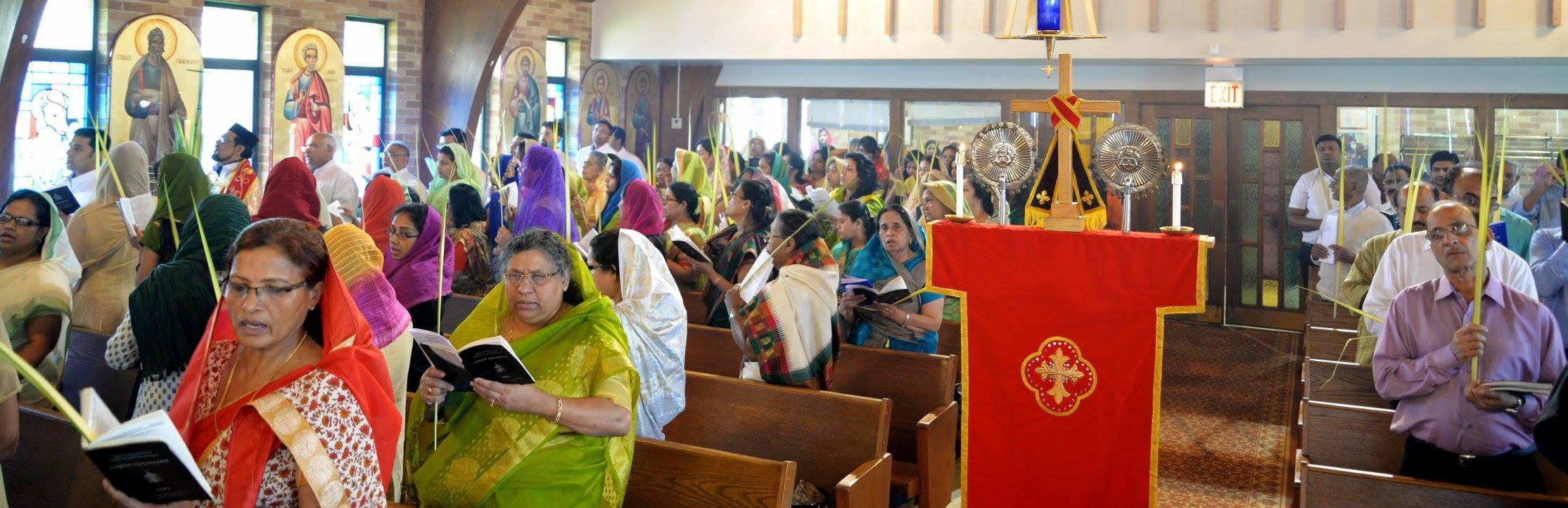 Palm Sunday Service on Apr 9th, 2017