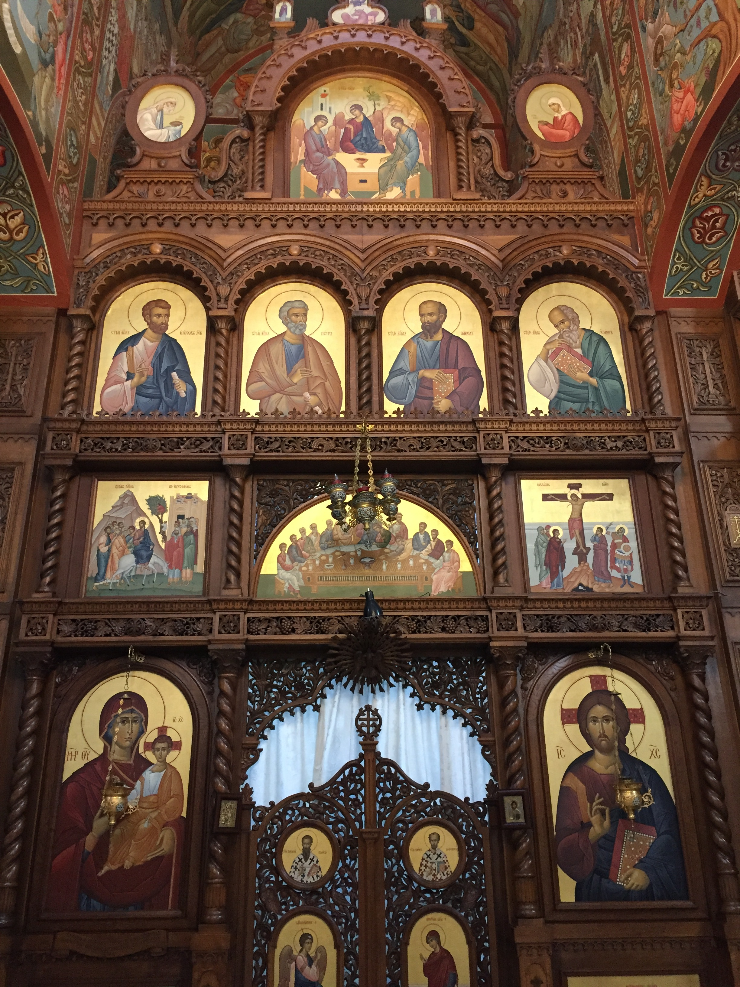 Field Trip to New Gracanica Monastery on May 6th, 2017