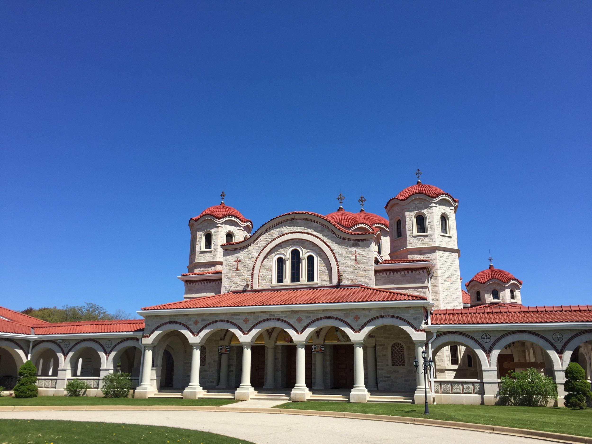 Field Trip to St. John Chrysostomos Greek Orthodox Monastery on May 6th, 2017