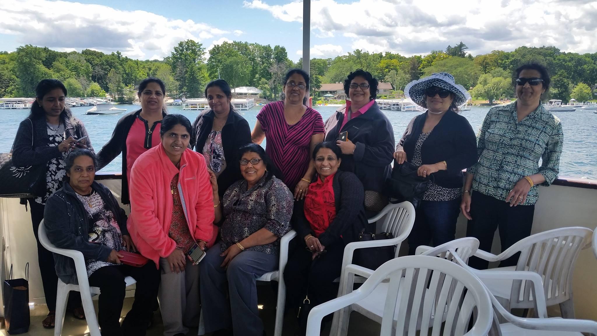 One day outing to Lake Geneva on Jun 24th, 2017
