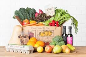 Enter Code  HANNAFARMSTAND  to automatically donate 10% of your box/subscription back to Hanna