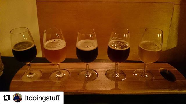 #Repost @ltdoingstuff with @get_repost ・・・ Fantastic beer tasting sesh by #theinstitution #liveaction