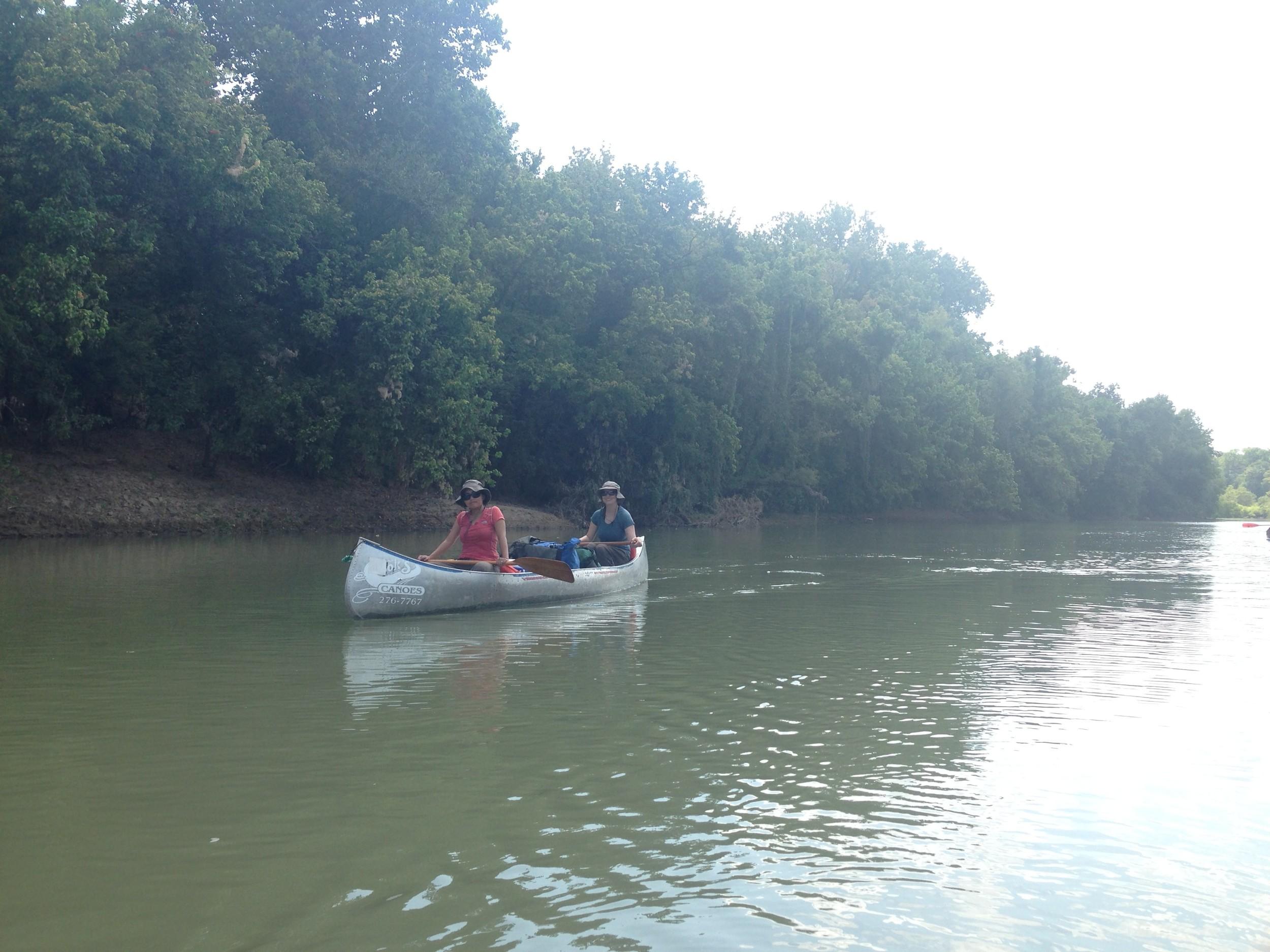 Unbreakable canoe