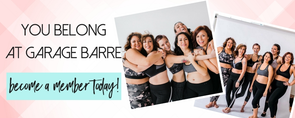 become a barre babe