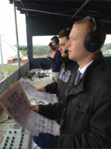 On the call for WICB Ithaca