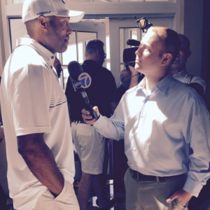 Interviewing Yankees Legend Mariano Rivera