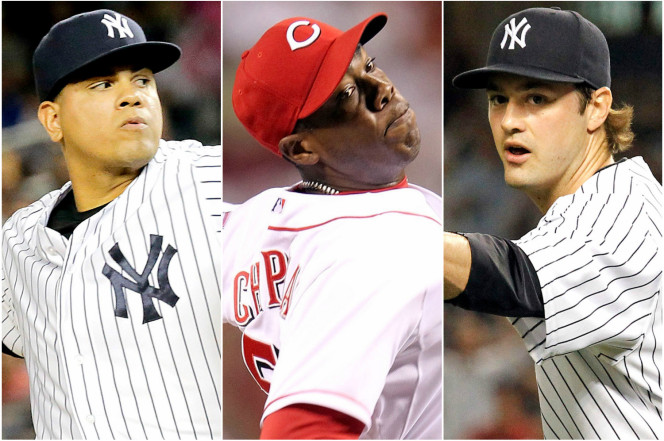 The Yankees potential three-headed bullpen monster