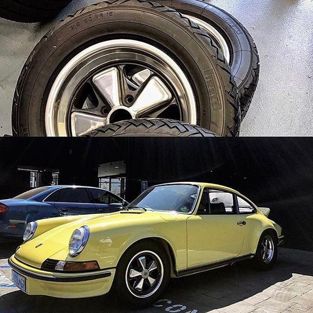 1974 911rs #iwantone #pirelli #porsche #supercar #oldschool #stunning #hyperdrivenz