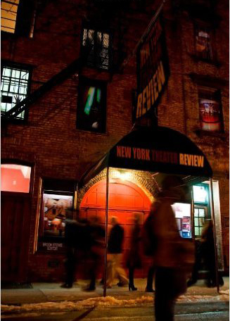 In Between - Writer  Short Play New York Theater Review   Click to buy