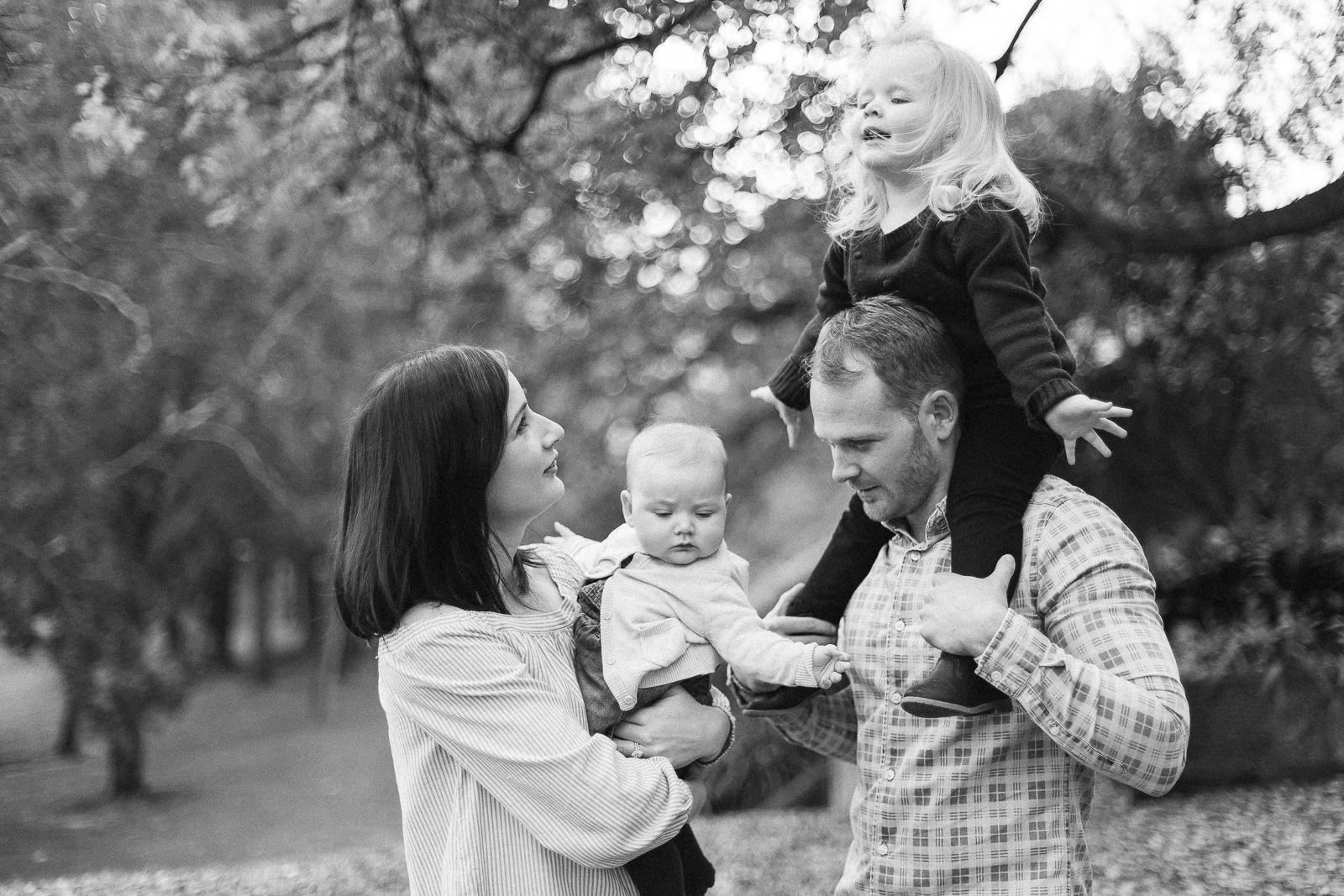 The Bowen Family -