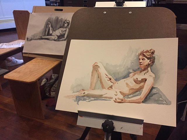 Join us tonight for Figure Drawing! There are still some spots available, use the link in our bio to get signed up! . . ⏱There are only two FD nights remaining (including this one) before we take a short break to welcome the newest member to our family! Both events are listed on our Eventbrite page (in bio) so don't miss out, if you've been wanting to join us now is the time! . . . www.goldenmoongallery.com #figuredrawing #art #sketch #charcoal #watercolor #livemodel #diy #creative #goldenmoongallery #supportsmallbusiness #shopsmall #sanmateo #bayarea #supportlocalartists #joinus #allarewelcome