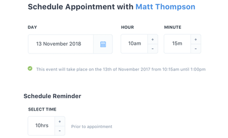 texting solutions-appointment-reminder