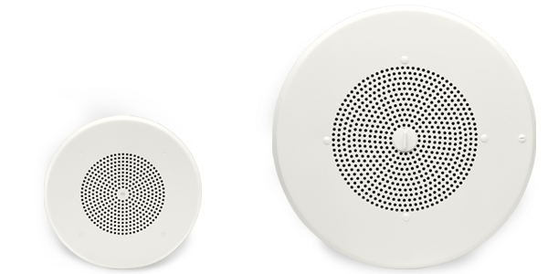 valcom speakers-overhead paging