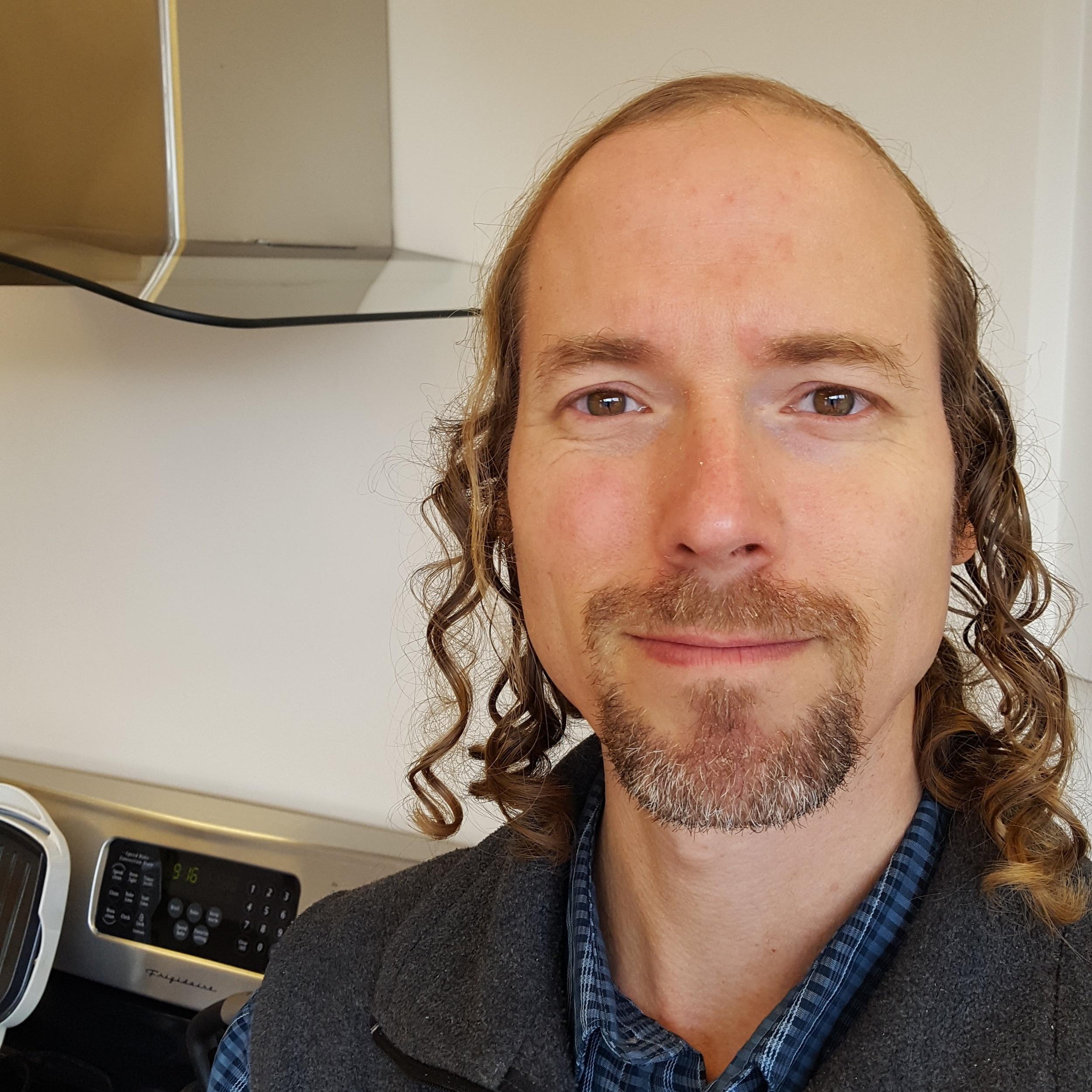 Colin Chalmers - Technician