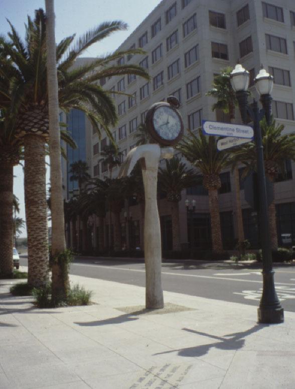 DANIEL MARTINEZ   Hammer Clock