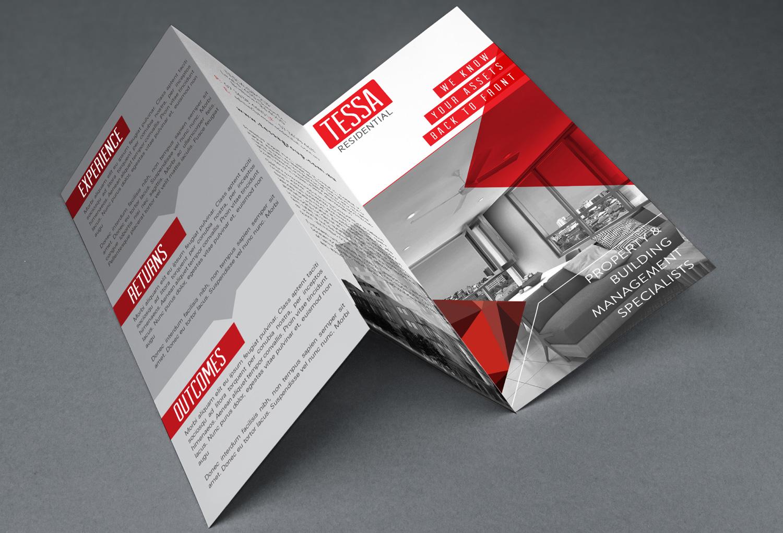 Tessa Residential | Tri-fold Brochure